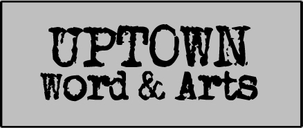 Uptown Word & Arts logo